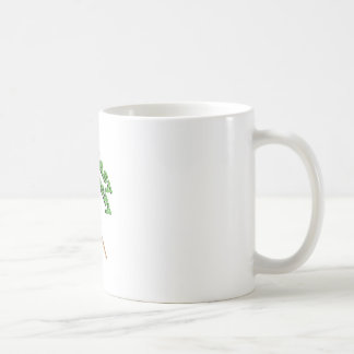 Easy Breezy Basic White Mug