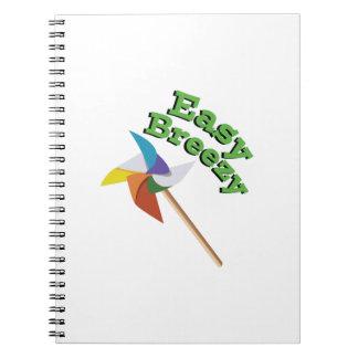 Easy Breezy Notebooks