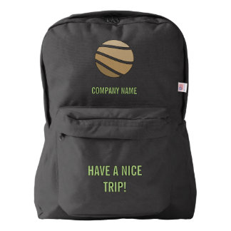 Easy customizable personal or your company design backpack