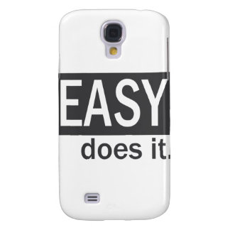 EASY does it Galaxy S4 Cover