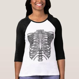 easy halloween costume skeleton T-Shirt