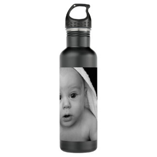 Easy Make Your Own Personalized 710 Ml Water Bottle