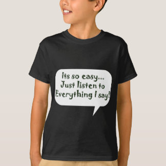 easy.png T-Shirt