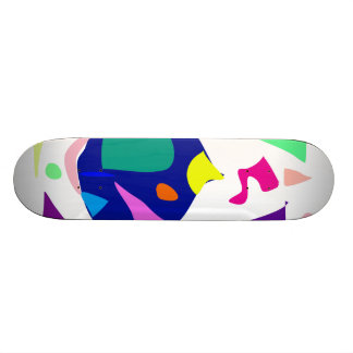 Easy Relax Space Organic Bliss Meditation24 Skateboards
