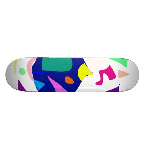 Easy Relax Space Organic Bliss Meditation24 Skate Board
