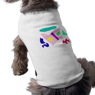 Easy Relax Space Organic Bliss Meditation28 Sleeveless Dog Shirt