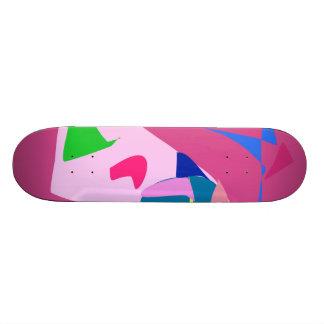 Easy Relax Space Organic Bliss Meditation40 20 Cm Skateboard Deck