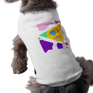 Easy Relax Space Organic Bliss Meditation53 Sleeveless Dog Shirt
