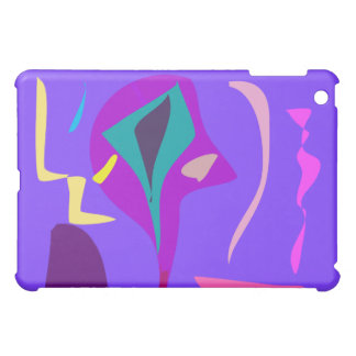 Easy Relax Space Organic Bliss Meditation60 iPad Mini Cover