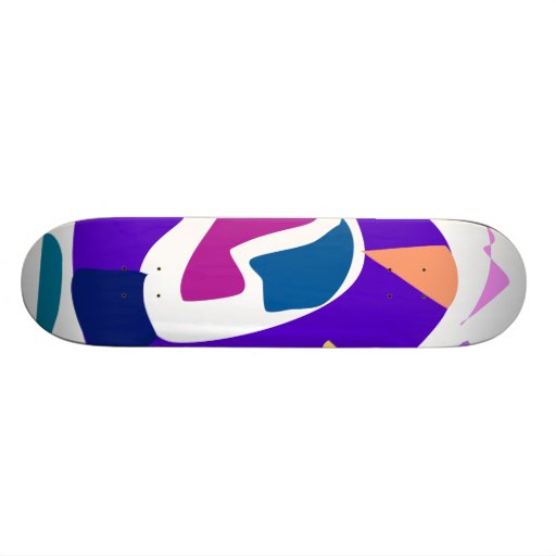 Easy Relax Space Organic Bliss Meditation64 Skate Boards
