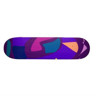 Easy Relax Space Organic Bliss Meditation65 Skateboard Decks