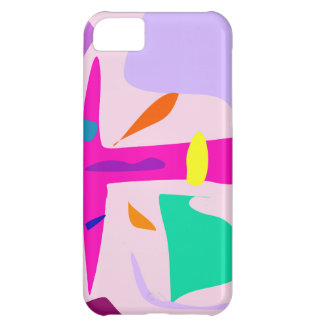 Easy Relax Space Organic Bliss Meditation75 iPhone 5C Case