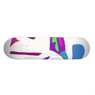 Easy Relax Space Organic Bliss Meditation79 Skate Board