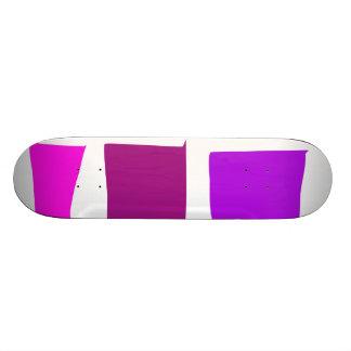 Easy Relax Space Organic Bliss Meditation94 Skate Board Deck