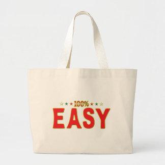 Easy Star Tag Canvas Bag