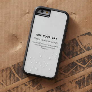 Easy template make your own rugged case with art