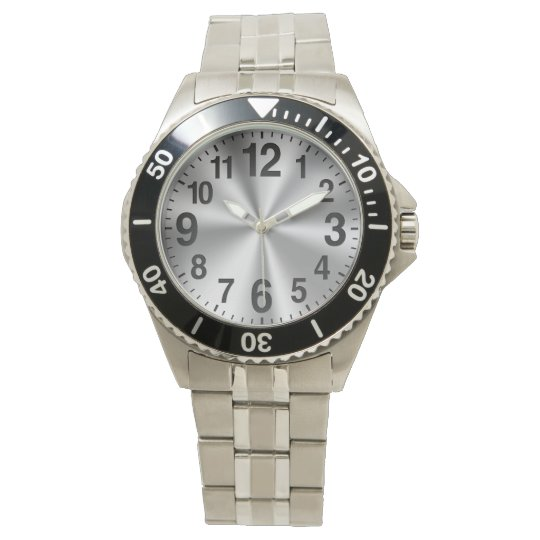 Easy to Read Watches for Seniors with BIG