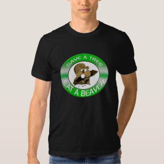 Eat A Beaver Tshirt