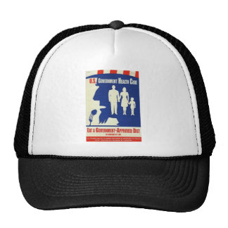 Eat a Government Approved-Diet Hat