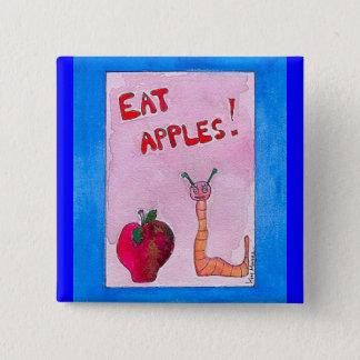 eat apples Button