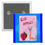 eat apples Button