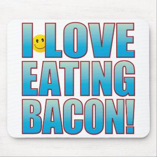 Eat Bacon Life B Mouse Pad
