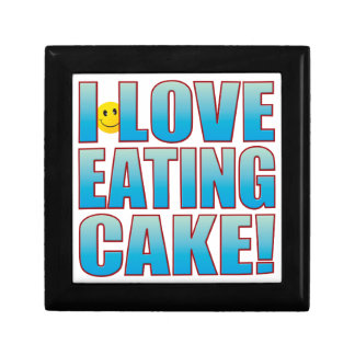 Eat Cake Life B Gift Box