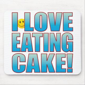 Eat Cake Life B Mouse Mat