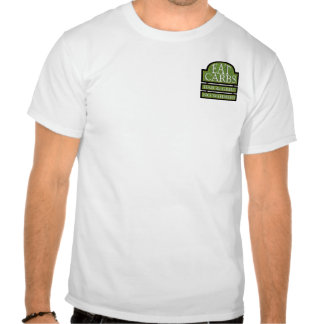 Eat Carbs Bar & Grill - Small front only T Shirts