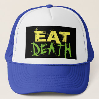 EAT DEATH 2 TRUCKER HAT