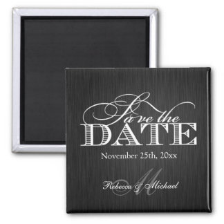 Eat Drink and be Married -  Save the Date Magnet