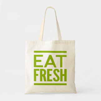 Eat Fresh Budget Tote Bag