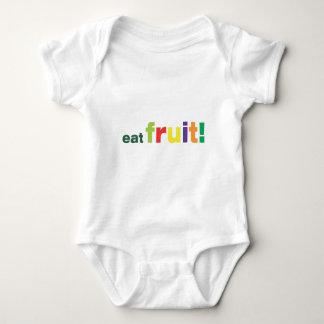 eat fruit! shirts
