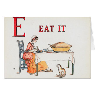 EAT IT CARD