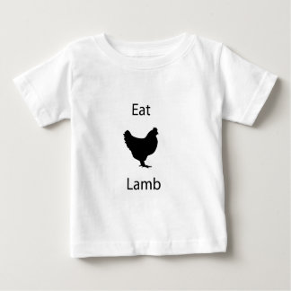 Eat lamb baby T-Shirt