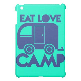 EAT LOVE CAMP iPad MINI COVERS