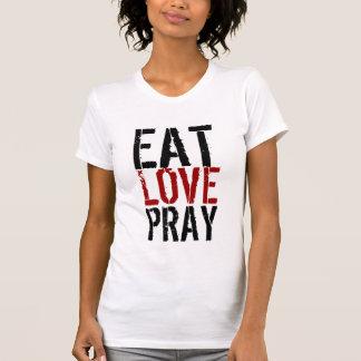 Eat Love Pray Tshirts