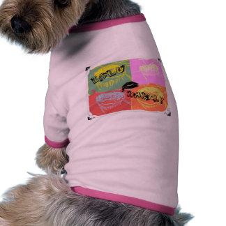 """""""Eat Me"""" by Tara winner 07.13.09 Ringer Dog Shirt"""