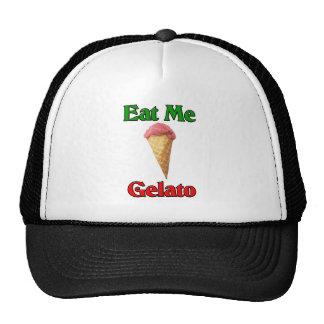 Eat Me Gelato Mesh Hat