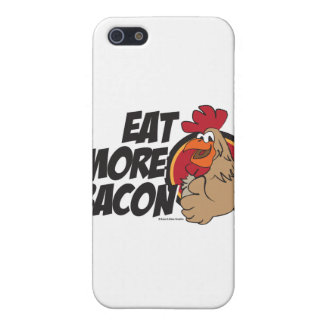 Eat More Bacon iPhone 5 Case