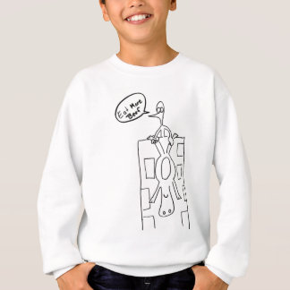 Eat More Beef Building Drop Sweatshirt
