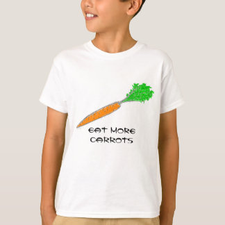 Eat More Carrots Shirts