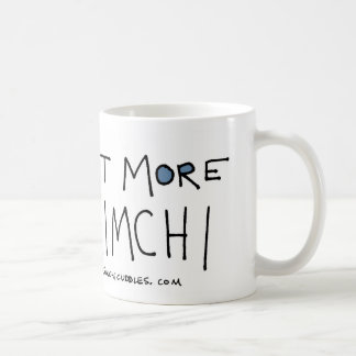 """Eat More Kimchi"" mug"