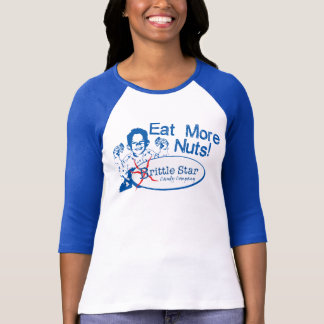 Eat More Nuts - 1 Boy Shirts