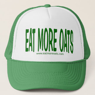Eat More Oats Cap