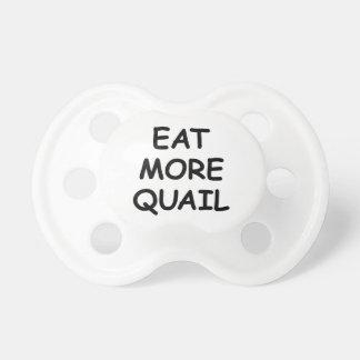 Eat More Quail Dummy