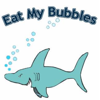 Eat My Bubbles Photo Sculpture Decoration