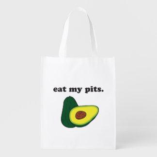 eat my pits. (avocado)