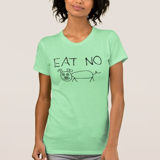 Eat no pig tank