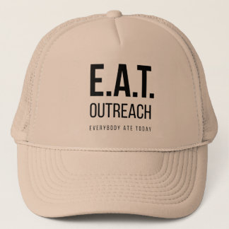 EAT Outreach Trucker Hat